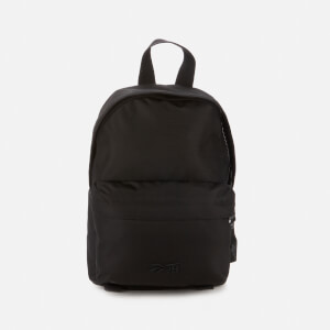 Reebok X Victoria Beckham Women's Mini Backpack - Black