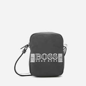 BOSS Men's Pixel O Zip Pouch - Black