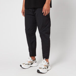 White Mountaineering Men's Easy Tapered Pants - Black