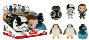 Star Wars The Last Jedi Mystery Blind Box Mini Funko Plush
