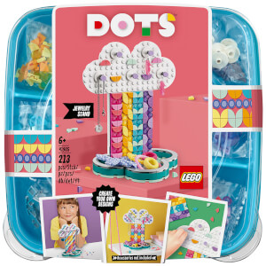 LEGO DOTS: Rainbow Jewellery Stand (41905)