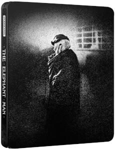 The Elephant Man (40th Anniversary Edition) - Zavvi Exclusive 4K Ultra HD Steelbook (Includes 2D Blu-ray)