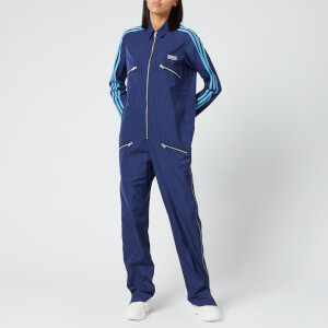 adidas X Lotta Volkova Women's Zip Jumpsuit - Night Sky