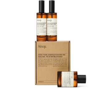 Aesop States of Being: Aromatique Room Spray Trio (Worth $124.00)