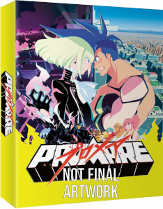 Promare - Collector's Dual Format Edition