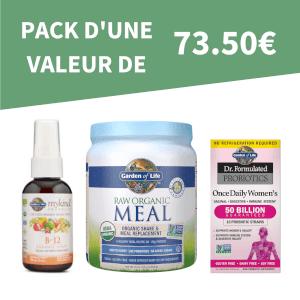 Pack de Santé - Femme