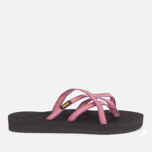 Teva Women's Olowahu Sandals - Antiguous Red Plum