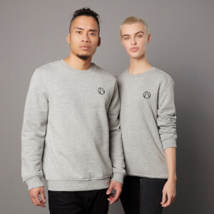 Borderlands 3 Vault Unisex Embroidered Sweatshirt - Grey