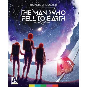 The Man Who Fell To Earth (Arrow Books)