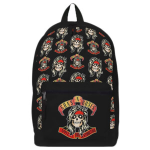 Rocksax Guns 'N' Roses Appetite for Destruction Rucksack