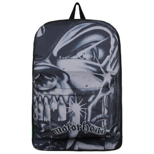 Rocksax Motörhead Warpig Zoom Rucksack