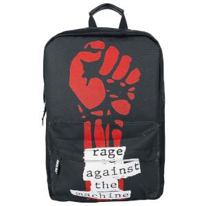 Rocksax Rage Against the Machine Fistfull Rucksack
