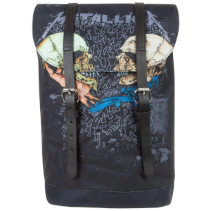 Rocksax Metallica Sad but True Heritage Bag