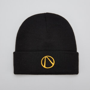 Borderlands 3 Vault Symbol Beanie - Black