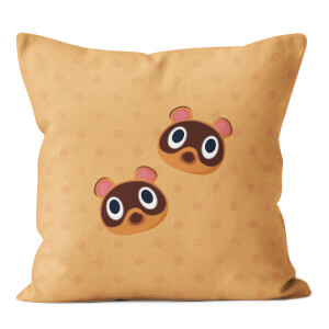 Animal Crossing Timmy and Tommy Cushion