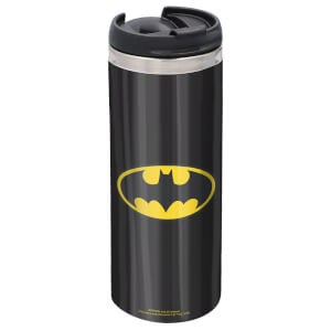 Batman Stainless Steel Thermo Travel Mug