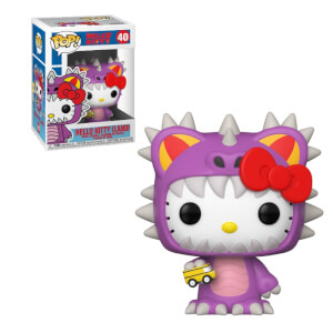 Hello Kitty Kaiju Land Kaiju Funko Pop! Vinyl