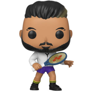 Tennis Legends Nick Kyrgios Funko Pop! Vinyl