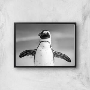 Penguin Giclee Art Print