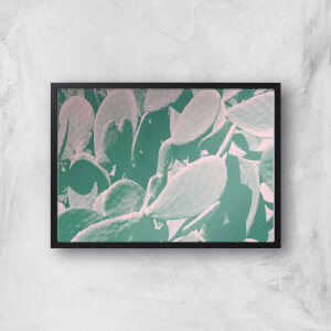 Over Exposed Leaves Giclee Art Print