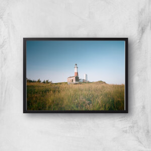 Abandoned Lighthouse Giclee Art Print