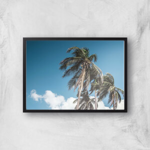 Palm Trees Giclee Art Print