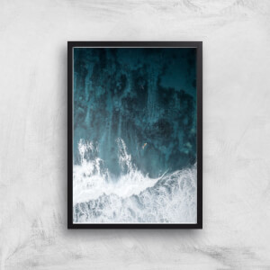 Perfect Wave Giclee Art Print