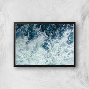 Wild Seas Giclee Art Print