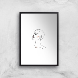 Head Held High Giclee Art Print