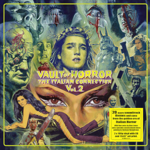 Vault Of Horror: The Italian Connection Vol.2 (Vinyl)