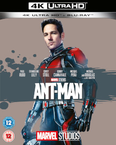 Ant-Man - 4K Ultra HD (Includes 2D Blu-ray)