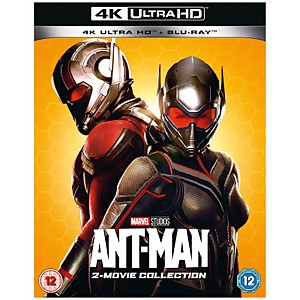 Ant-Man / Ant-Man & The Wasp - 4K Ultra HD Doublepack
