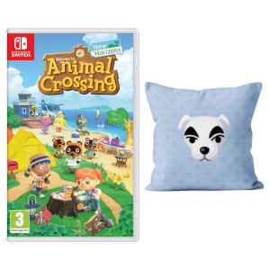 Animal Crossing: New Horizons + K.K. Slider Cushion Pack
