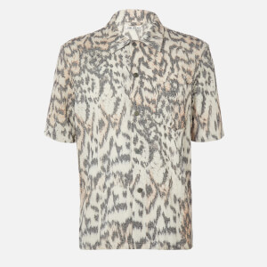 Our Legacy Men's Box Shirt - Tiger Print