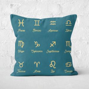 Horoscopes Square Cushion