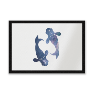 Pisces Entrance Mat