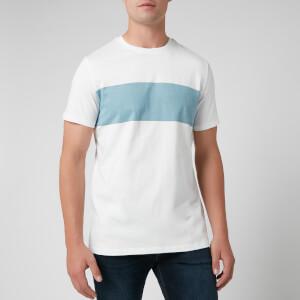 Ted Baker Men's Squishh Chest Stripe T-Shirt - Blue