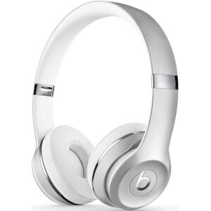 Beats By Dr. Dre Solo 3 Wireless On-Ear Headphones - Silver