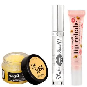 Barry M Cosmetics Prep & Pout Bundle - Exclusive (Worth £14.97)