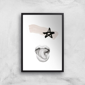 Star Man Giclee Art Print