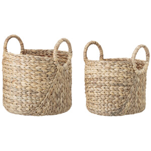 Bloomingville Baskets - Natural (Set of 2)