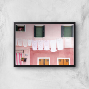 Dirty Laundry Giclee Art Print