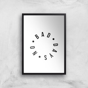 No Bad Days Giclee Art Print