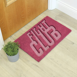 Fight Club Soap Doormat