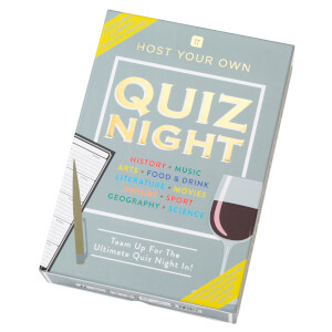 Host Your Own Game - Quiz Night