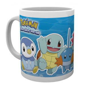Water Partner Pokémon Mug