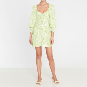 Faithfull the Brand Women's Arianne Mini Dress - Floral