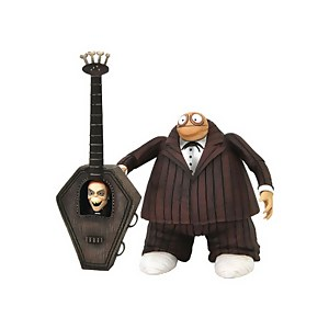 Diamond Select Nightmare Before Christmas Select Series 9 Zombie Bass Player Action Figure