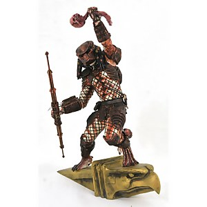 Diamond Select Predator 2 Gallery Hunter PVC Statue