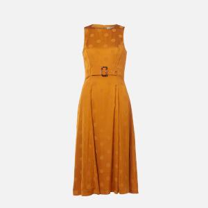 Ted Baker Women's Innabel A Line Midi Dress - Yellow